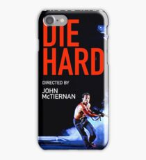 DIE HARD 5 iPhone Case/Skin