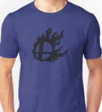 Black Smash Ball Unisex T-Shirt