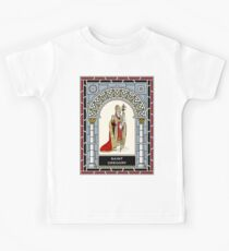 ST GREGORY THE GREAT  under STAINED GLASS Kids Tee
