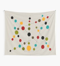 Sticks and Bubbles Tapestry