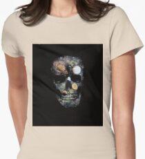 Planet Skull - It's Always Sunny in Philadelphia Womens Fitted T-Shirt