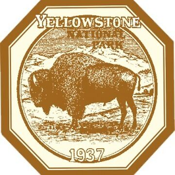 Yellowstone Nationalpark von moneymitch1997
