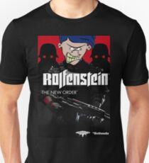 Rolfenstein: The New Order Unisex T-Shirt