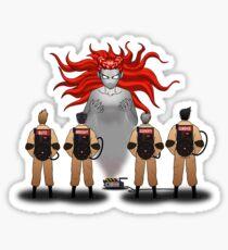 Spiritbusters Sticker