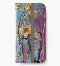 Dreamy Sunflowers iPhone Wallet/Case/Skin