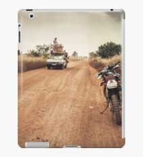 Cambodia Dirt Riding iPad Case/Skin