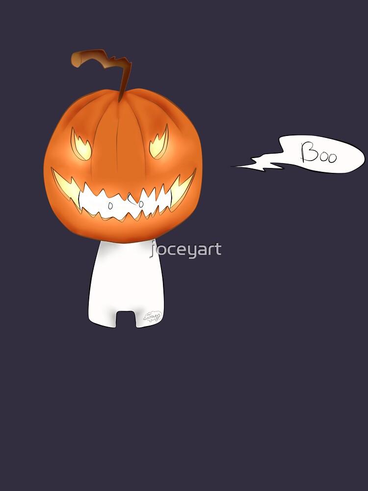 Boo! by joceyart
