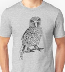Kakapo - King of the Parrots Unisex T-Shirt