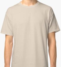 PLAIN SHIRT  Classic T-Shirt
