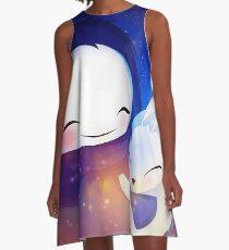 Ori & Naru A-Line Dress