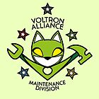 V.A. Maintenance Division Green by Sno-Oki
