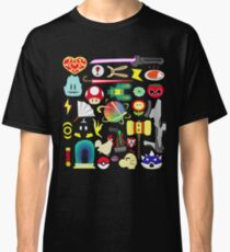 Choose Your Weapon! (SSB Items) Classic T-Shirt