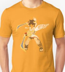 The Fight Is On! | Pit Typography T-Shirt