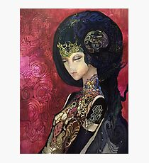 Daughter of the Serpent King  Photographic Print