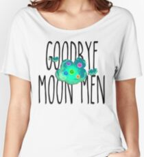 """Rick and Morty"", Moon Men Women's Relaxed Fit T-Shirt"