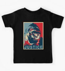 justice for harambe Kids Tee