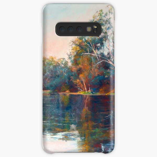 A Touch of Gold Samsung Galaxy Snap Case