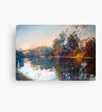 A Touch of Gold Canvas Print