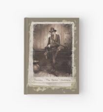 Thomas 'The Baron' Cochrane Hardcover Journal