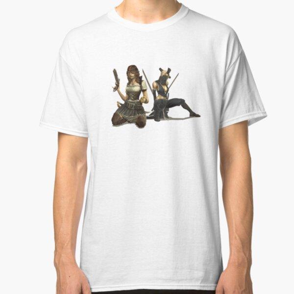 Pirates VS Ninja Classic T-Shirt