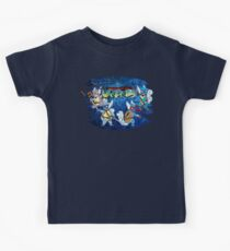 Teenage Mutant Ninja Wartortles Kids Tee