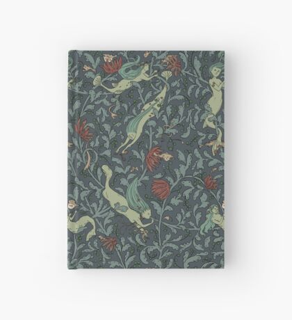 Deep diving Hardcover Journal