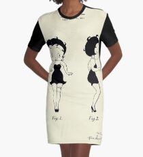 Doll-1932 Graphic T-Shirt Dress