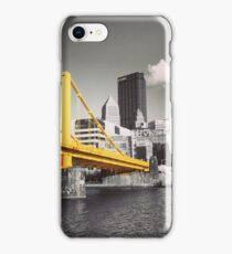 Pittsburgh Skyline iPhone Case/Skin