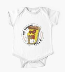 The Cannibal Pizza One Piece - Short Sleeve
