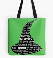 Wicked - Elphie #1 Tote Bag