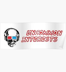 Uncommon Interests Logo 1 Poster