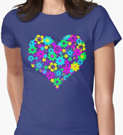 Flowers from the Heart T-Shirt