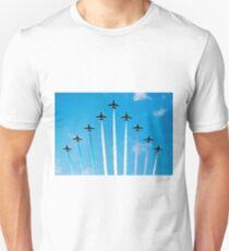 Overhead Reds Unisex T-Shirt