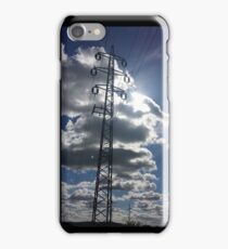 Get connected iPhone Case/Skin