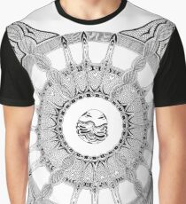 Web of Life Graphic T-Shirt