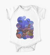 Underwater coral reef Kids Clothes