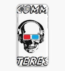 Uncommon Interests Logo 3 iPhone Case/Skin