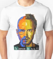 Breaking Bad Science Bitch!!! Unisex T-Shirt