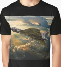 2015 the last flight Graphic T-Shirt