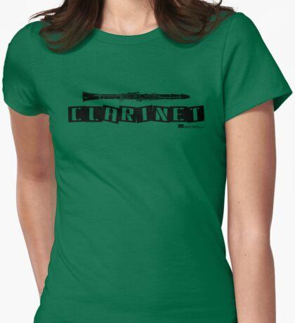 Label Me A Clarinet (Black Lettering) T-Shirt