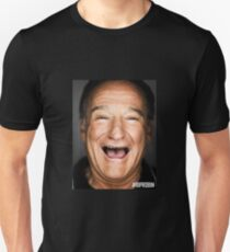RIP ROBIN WILLIAMS Unisex T-Shirt