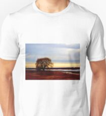 Willow at Sunset Unisex T-Shirt
