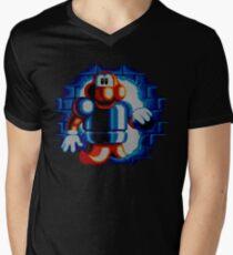JAMES POND - CODENAME: ROBOCOD Mens V-Neck T-Shirt