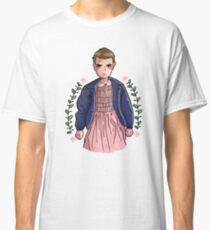 Eleven from stranger things Classic T-Shirt