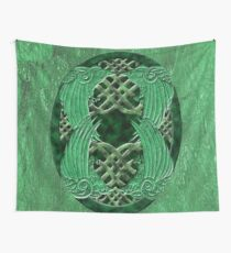 Celtic Crows Wall Tapestry