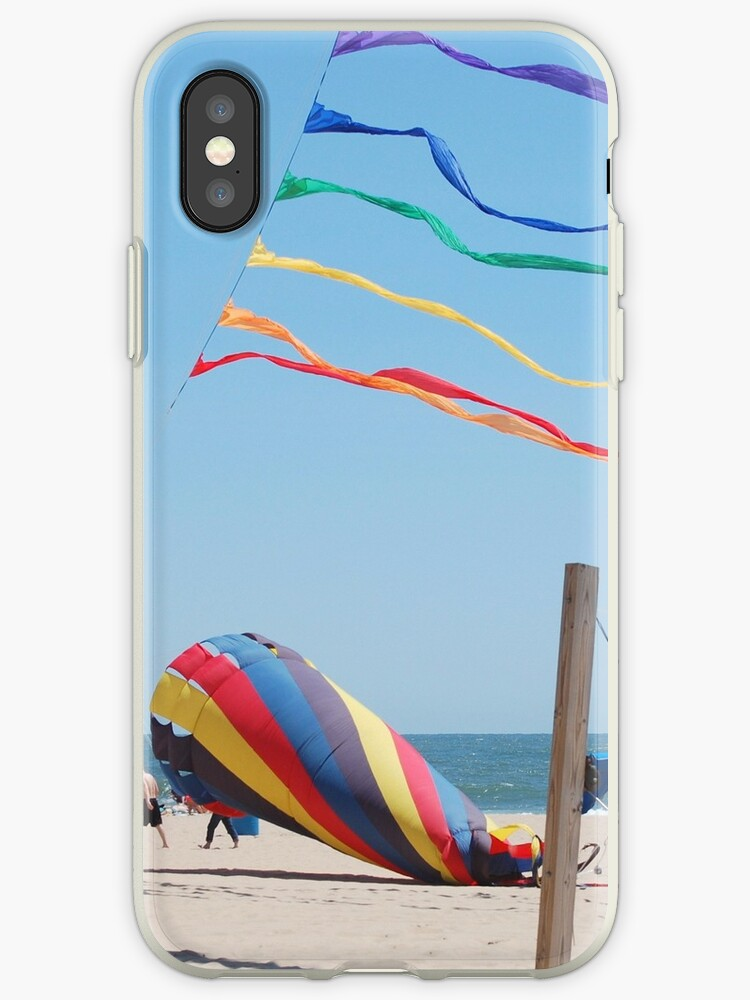 Beach life phone cover by Valeria Lee
