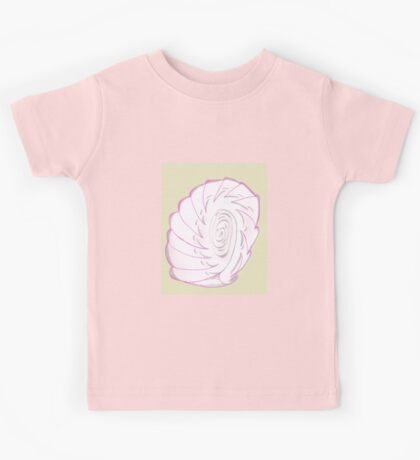 Pink Shell-like Kids Clothes