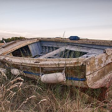 Boat HDR by marko-stosic