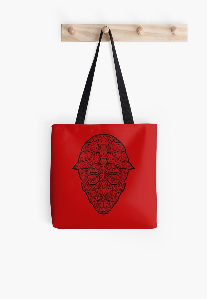 Tupac Shakur Sugar Skull - Day of the Dead by complicolor