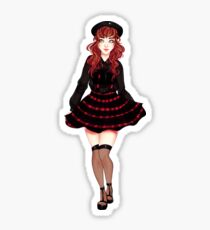 Tiffany - Holler Sticker